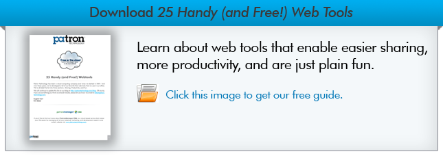 Download 25 Handy (and Free!) Web Tools