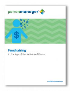Fundraising in the Age of the Individual Donor