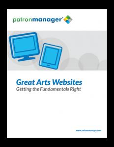 Great Arts Websites