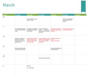 Mailing Planning - Sample Calendar.xlsx - Calendar (1)