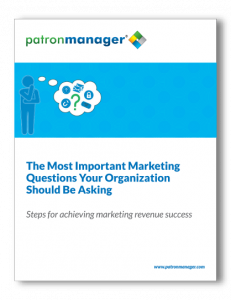The Most Important Marketing Questions Your Organization Should be Asking
