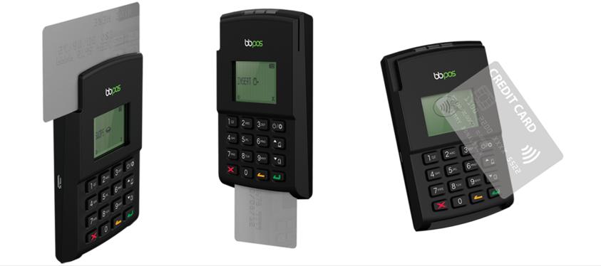 WisePad 2 Credit Card Terminal
